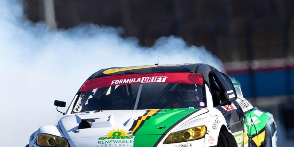 Kyle Mohan racing