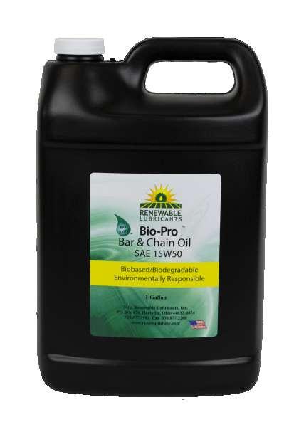 80613 Bio Pro Bar Chain BBC Oil SAE 15 W50 1 Gal